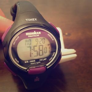 Timex Ironman Triathlon watch
